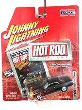 Johnny Lightning Hot Rod Magazine 1971 71 Plymouth Road Runner Die Cast 1/64