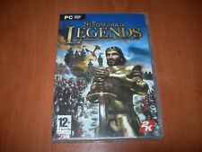 Stronghold legends pc sealed (spanish Edition)