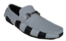 Men's Giovanni Dress Shoe Driving Moccasin Wedding Loafer Italian M5865 Casual