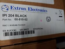 Extron Ipi 204 Black 60-810-02