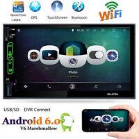 "7 "" Android 6.0 Quad AUTORADIO code autoradio GPS Navi joueur WiFi pour VW"