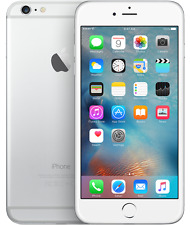 New Apple iPhone 6 16GB 4G LTE Factory Unlocked Silver Smartphone