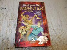 CHRISTOPHER PIKE:MONSTER.I MITI JUNIOR MONDADORI 3 1996 ANGELO STANO (DYLAN DOG)