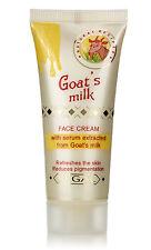 Regal Goat's leche blanqueamiento crema facial todo piel tipos 40ml Depigmenting