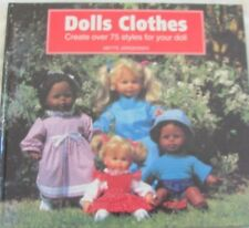 Dolls' Clothes by Mette Jorgensen (Hardback, 1997) Over 75 Styles for Your Doll
