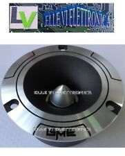 TW 46 GME Coppia Super Tweeter 200 Watt 100 Watt RMS 105 Db SPL Dome Titanium