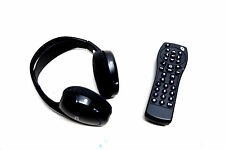 03 04 05 06 CADILLAC ESCALADE TAHOE HUMMER H2 DVD PLAYER REMOTE HEADPHONE