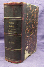 Steinbrück Handbuch der gesamten Landwirtschaft 4. Band Tierzucht 1908 sf