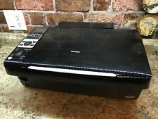 Epson Stylus CX8400 Model C351A All-In-One Inkjet Printer Print Scan Photocopy