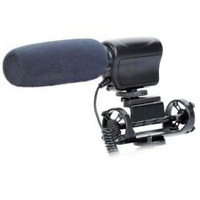 Microphone 24cm pour Leica V-Lux 3, GoPro HD Hero 2, GoPro Hero 3