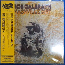 Rob Galbraith - Nashville Dirt (Remastered) (LP Miniature) Korea Sealed CD