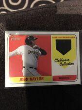 2018 Topps Heritage Minors CCR-JN Josh Naylor Jersey Relic Padres