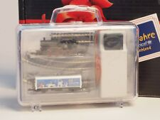 "81520.023 Marklin Z-scale ""UNICEF"" starter set, BR89 steam locomotive"