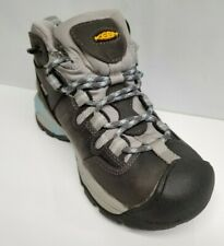 Keen 1020041 Women's Work Boots Size 5.5 Wide Soft Toe Shoes XT Mid Non-Slip