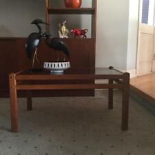 RETRO  TH BROWN COFFEE TABLE MID CENTURY DANISH PARKER ERA