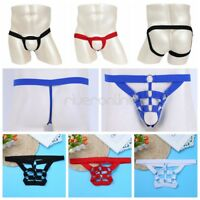 Sexy Herren Dessous G-String Bikini T-back elastisches String Tanga Unterwäsche