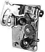 Mustang Door Latch Lock Mechanism Left 1965 1966 66 Coupe Convertible Fastback