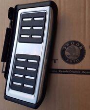 Skoda Octavia 3 Typ 5E original RS III Fußstütze dead pedal cover rest footrest