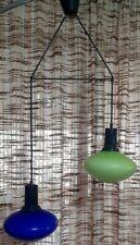 Lampadario-STILNOVO- Vistosi vetro murano Chandelier,Stilnovo