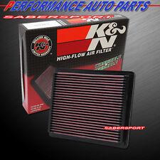 K&N 33-2106-1 Hi-Flow Air Intake Drop in Filter for 1998-2011 Ford Ranger & more
