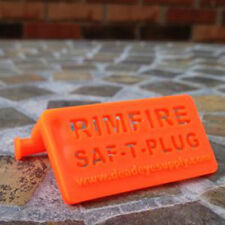 Rimfire Saf-t-plug 3 pack- For .17 and .22 caliber rifles