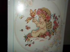 Leisure Arts Counted Cross Stitch Kit Dreamsicles Butterflies #48004