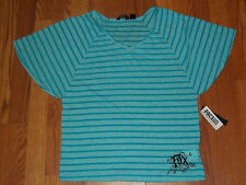 Fox Chaotic Football Dolman Top Size Small Brand New