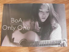 BoA - ONLY ONE (SPECIAL EDITION) [ORIGINAL POSTER] *NEW*  K-POP