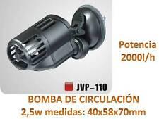 BOMBA RECIRCULACION de 2000L/h 2,5w Vibracion marino Acuario Simulador de Olas