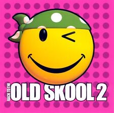 BACK TO THE OLDSKOOL 2 - 2X CDS FUNKY PIANO HOUSE RAVE 90S DANCE CLASSICS CDJ DJ