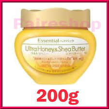 Kao Essential Ultra Honey and Shea Butter Hair Mask Rich Premier Repair Moisture