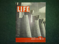 Life Magazines 1936, All six issues plus special promo mini first issue