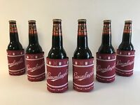 Leinenkugel's Bavarian 12 oz Koozie Bottle Can Cooler Wisconsin (6) ~ NEW & F/S