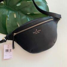 NWT Kate Spade York Medium Jackson Pebbled Leather Belt Waist Bag WKRU5943