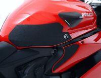 Ducati 1299 Panigale 2017 R&G Racing Tank Traction Grip Pads EZRG216BL Black