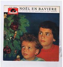 LP 25 CM 10 INCHES RUDOLF AUE NOEL EN BAVIERE