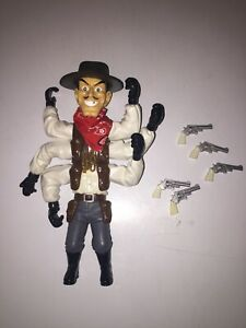 PUPPET MASTER SIX SHOOTER 7-INCH FIGURE FULL MOON TOYS - RARE COLLECTOR OWNED!