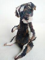 Teddy  dog  Bruno OOAK Artist Teddy by Voitenko Svitlana.