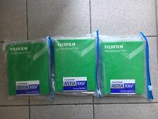Fujifilm Astia 100F 4x5 EXP 2011 Frozen
