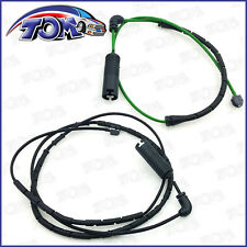 Brand New Front And Rear Brake Pad Wear Sensor Bmw 325Xi 330Ci 330I 330Xi