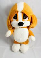 "11"" Original ""SAD SAM & HONEY"" Cute Fuzzy Soft Dog Kellytoy 2013 Plush Toy Doll!"