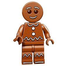 LEGO Minifigure Gingerbread Man