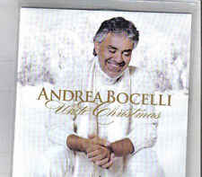 Andrea Bocelli-White Christmas Promo cd single