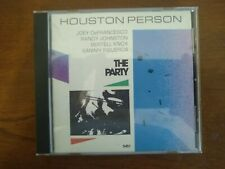 Houston Person - The Party CD Album (Muse Records, 1991)