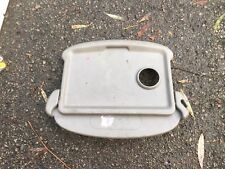 Citroen Picasso 2006 COMPLETE Grey REAR PICNIC CUP TRAY TABLE SEAT