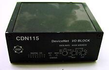 MKS Instruments CDN115 DeviceNet Analog I/O Block