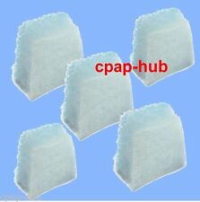 5 x Hypoallergenic Filters for - ResMed S7 - S8 - CPAP  filter - Same Day Post