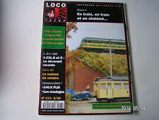 **e Loco Revue n°573 231 G & K / Automotrice Z 7001 Zébulon en N / 140 K PLM