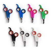 Pet Dog Cat Claw Toe Nail Clipper Trimmer Grooming Scissor Shear Groomer<