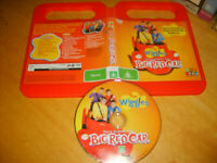THE WIGGLES: Here Comes the BIG RED CAR - RARE 2007 ABC For Kids - Region 4 DVD